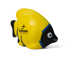Squish fish yellow black cayman chemical for Squish the fish