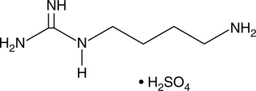 Agmatine (sulfate) (2482-00-0) | Cayman Chemical