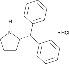 S)-Desoxy-D2PM (hydrochloride) ((S)-2-Diphenylmethylpyrrolidine ...
