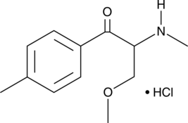 4'-chloro-α-Pyrrolidinovalerophenone (hydrochloride) (5537
