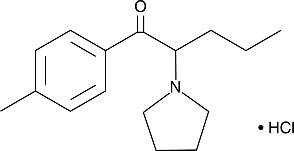 Pyrovalerone (hydrochloride) (1147-62-2) | Cayman Chemical