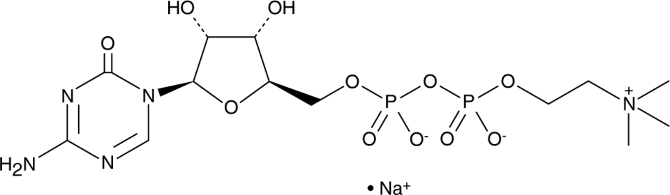 Citicoline (sodium salt) (33818-15-4) | Cayman Chemical