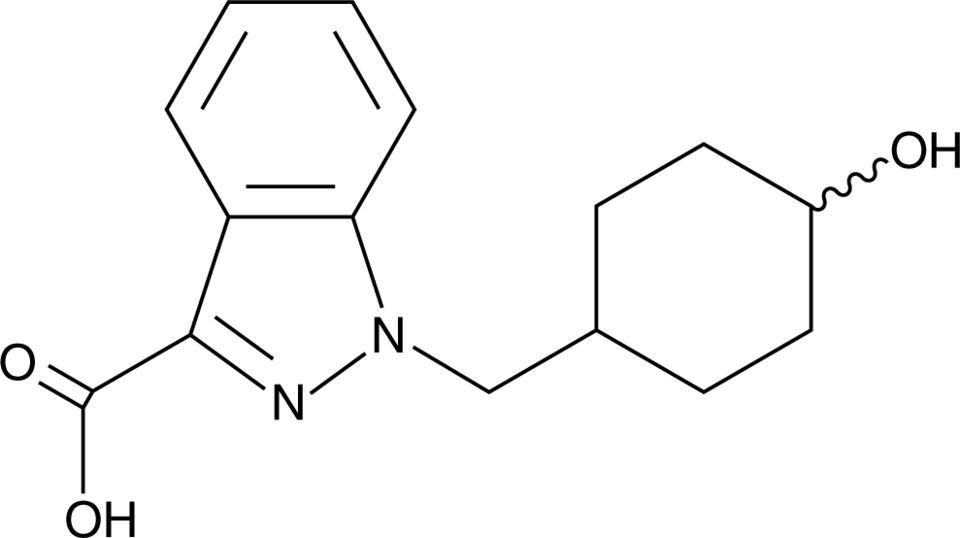 AB-CHMINACA metabolite M5A | C...