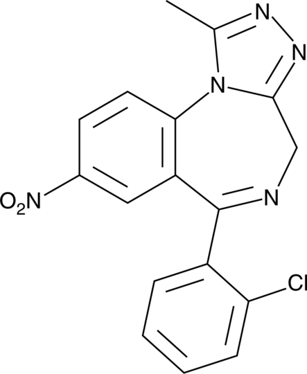 Clonazolam (CRM) (33887-02-4) | Cayman Chemical
